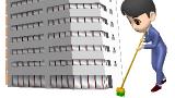 集合住宅定期清掃